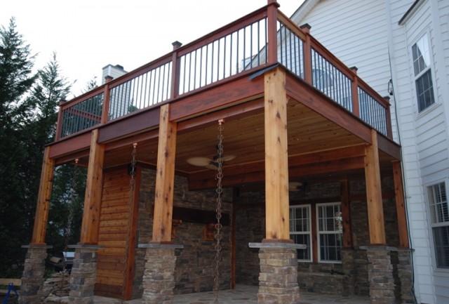 Under Deck Waterproofing Options