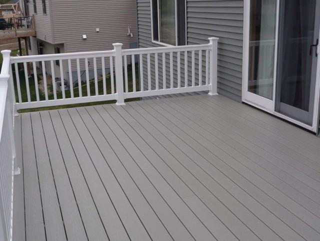 Wood Vs Composite Deck Price
