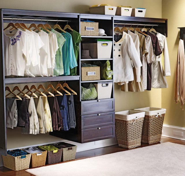 Allen And Roth Closet System Instructions