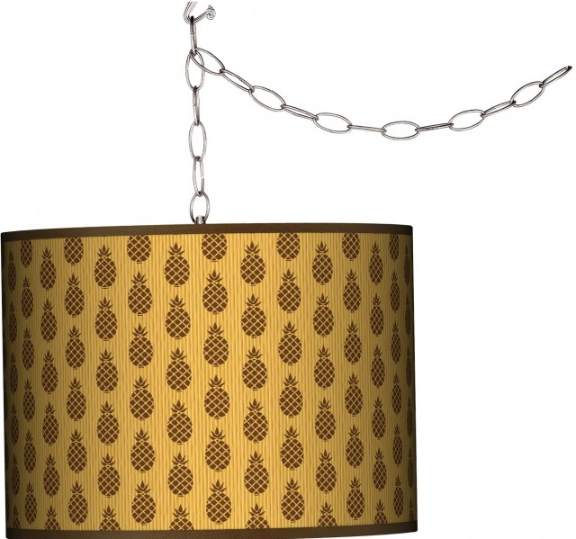 Chandelier With Plug In Cord