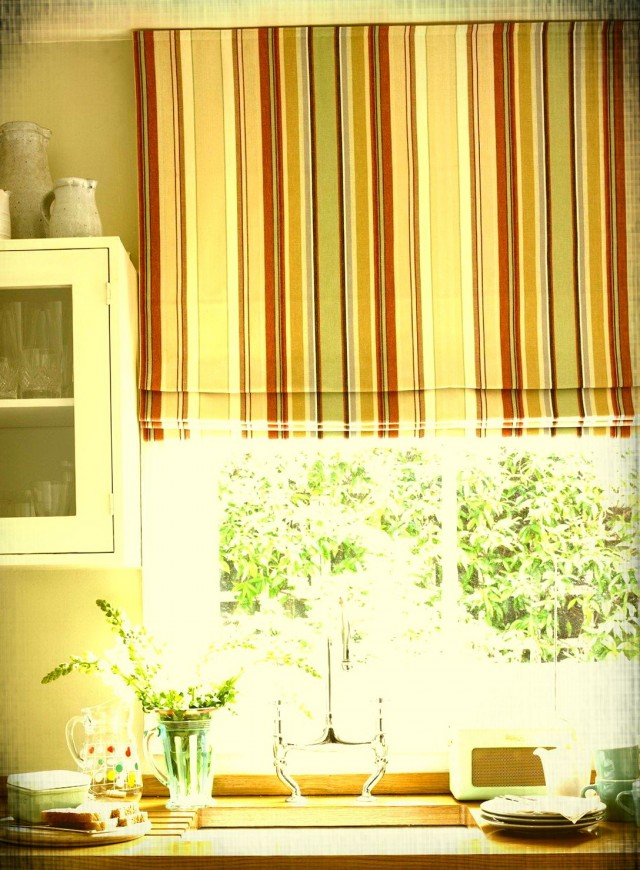 Country Style Curtains For Kitchens