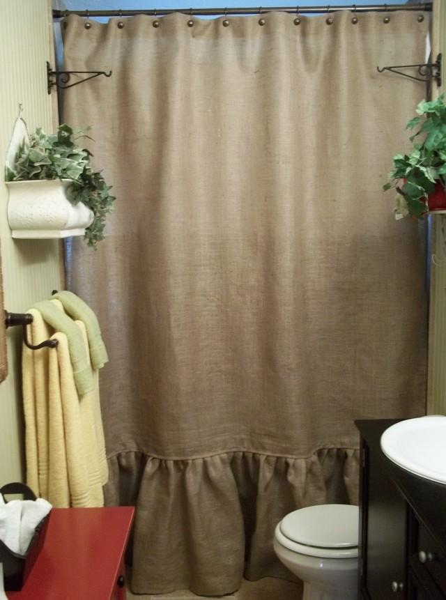 Custom Shower Curtains Etsy
