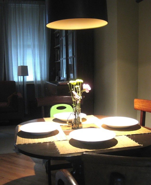 Dining Room Chandelier Height Over Table