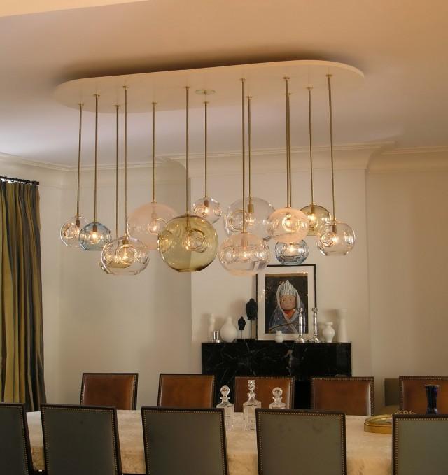 Diy Chandelier Ideas Dining Room