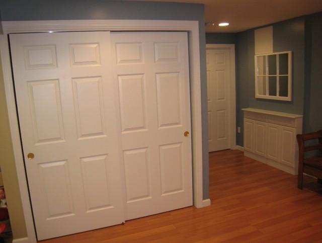 Diy Sliding Closet Doors Repair