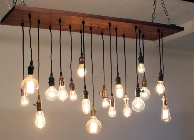 Edison Bulb Chandelier Canada