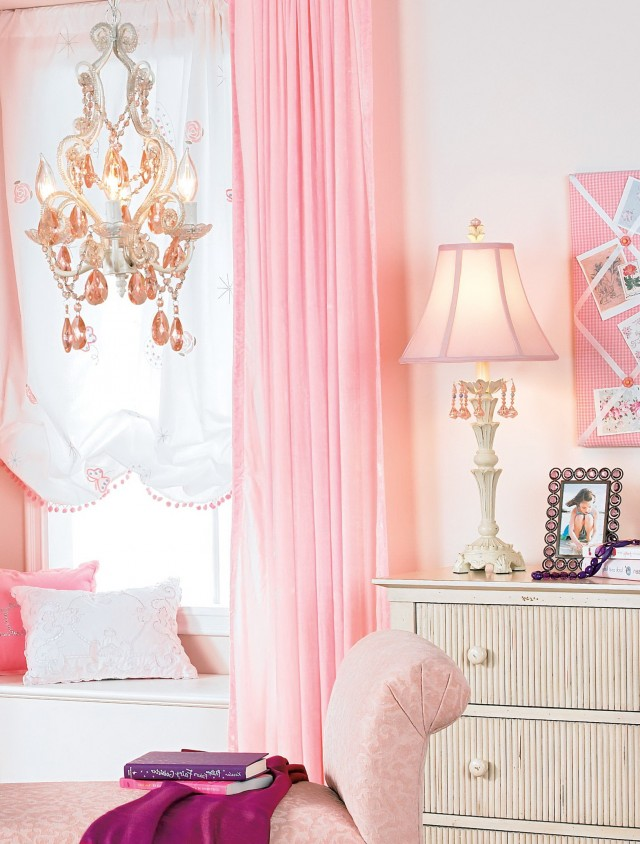 Girls Room Chandelier Lighting