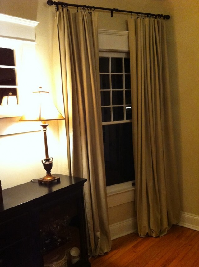 Ikea Curtain Rods Review