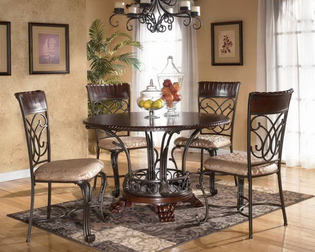 Kitchen Table Chandelier Height Over Table
