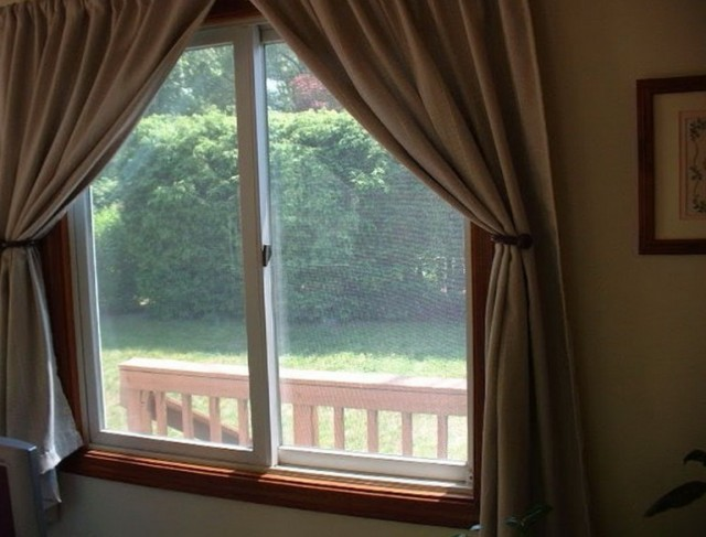 Large Sliding Glass Door Curtains