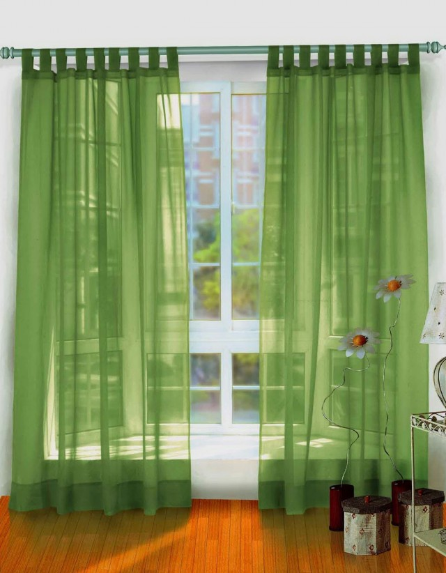 Living Room Curtains Modern