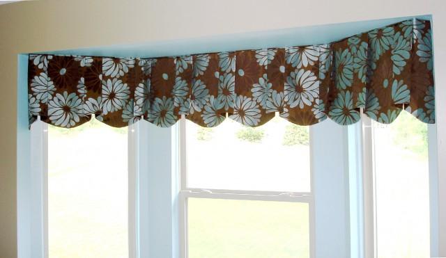 Modern Kitchen Curtains Valances