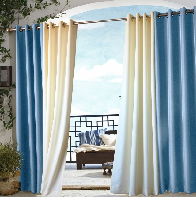 Outdoor Patio Curtains 108