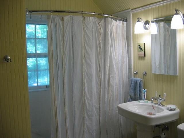 Shower Curtain Rod Height