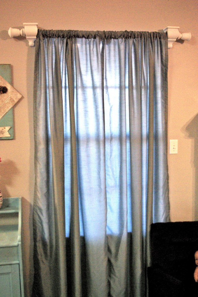 Types Of Curtains Rods