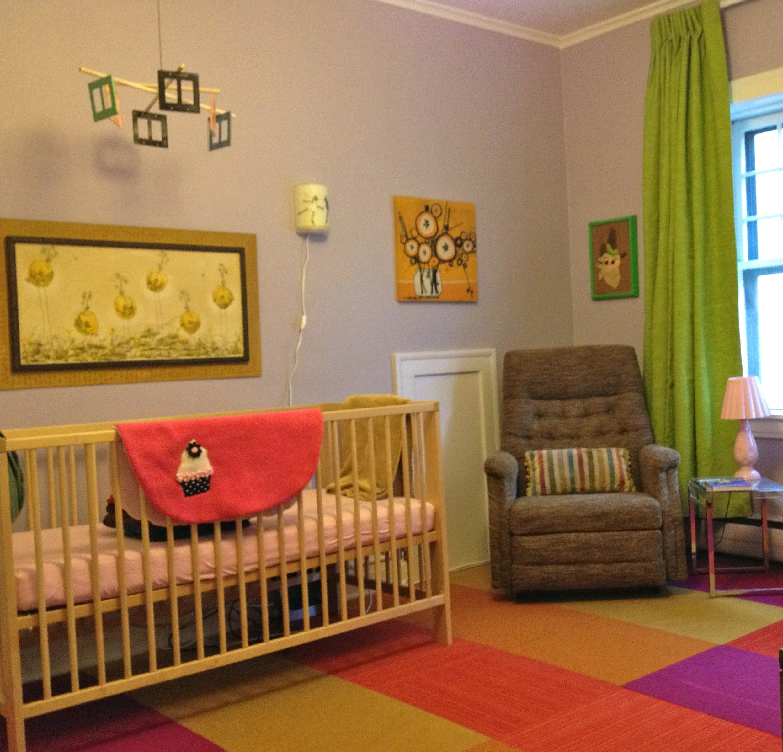 Baby Room Curtains Pinterest