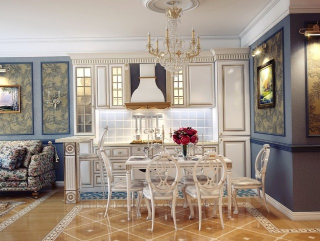 Crystal Chandeliers For Dining Room