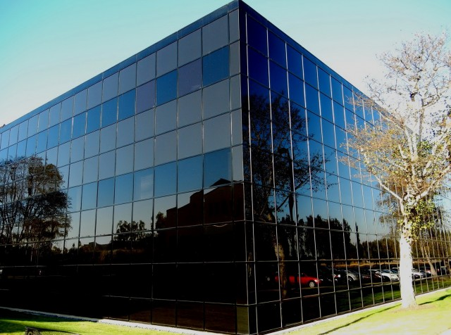 Glass Curtain Wall Section Dwg