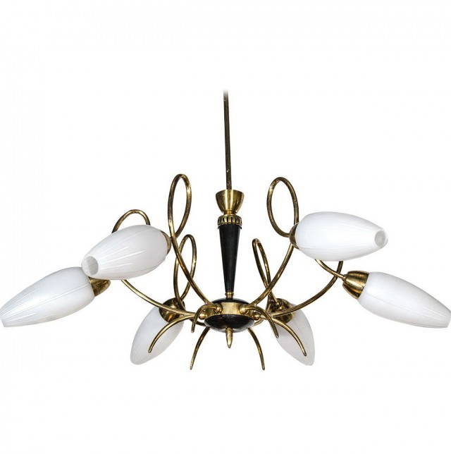 Mid Century Modern Chandelier Uk