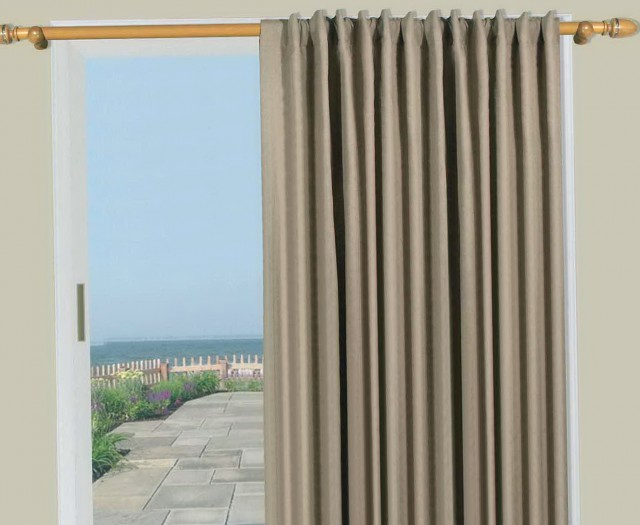 Net Curtains For Patio Doors