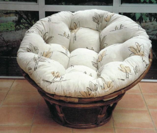 Papasan Chair Cushion Cover