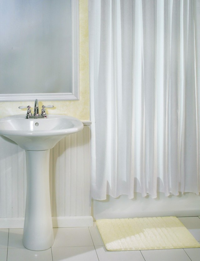 Shower Curtain Dimensions Height