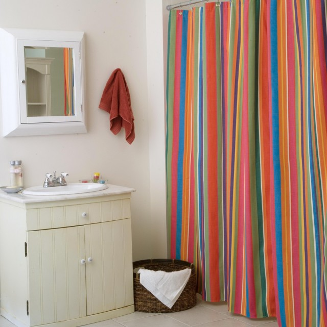 Spring Tension Curtain Rods Extra Long
