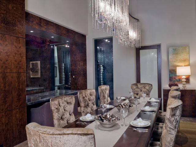 Transitional Chandeliers For Dining Room