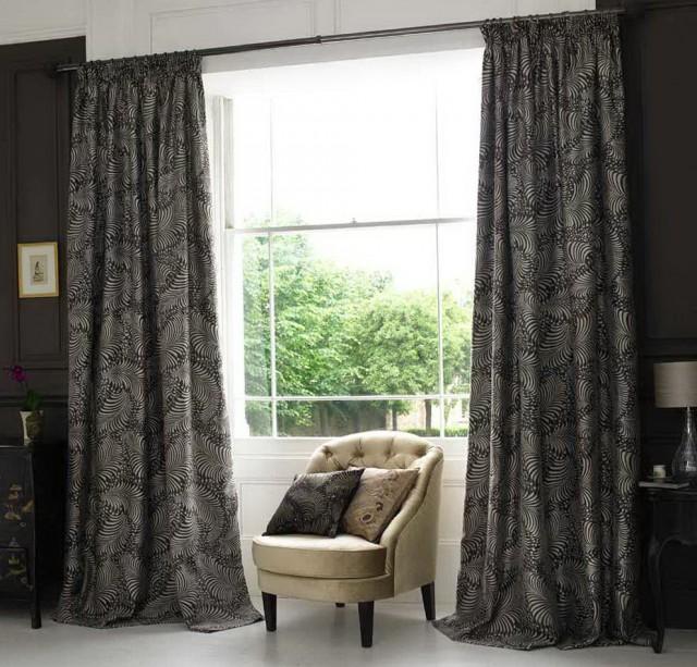 Grey Velvet Curtains Ikea