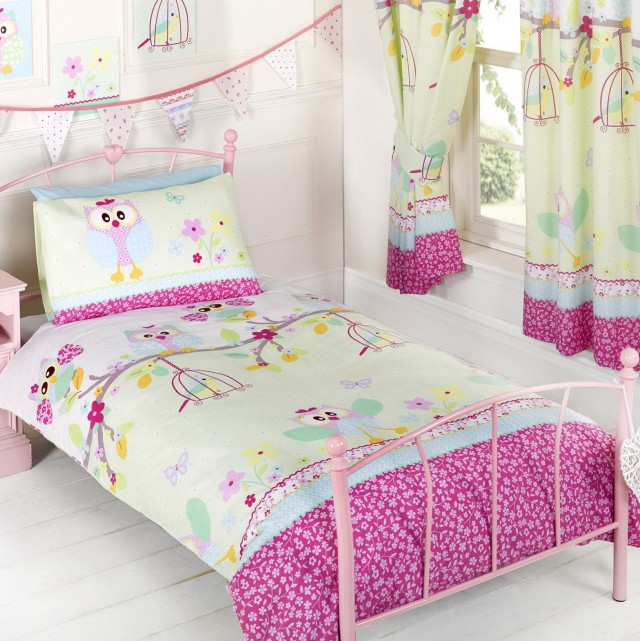 Kids Bedroom Curtains And Bedding