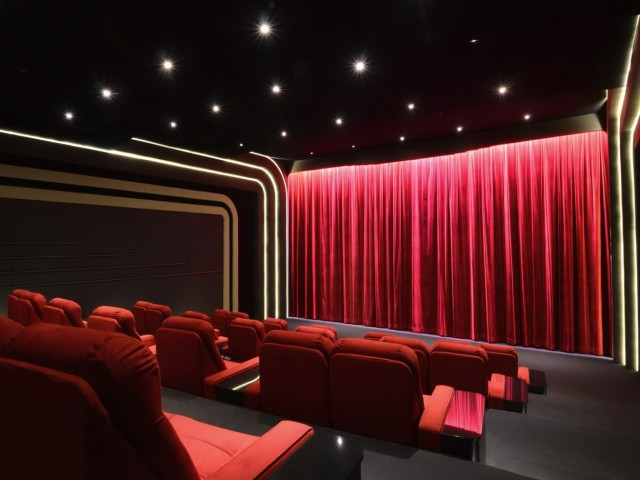Movie Theater Curtains For Home