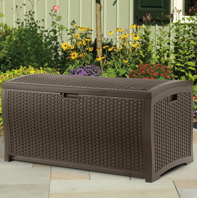 Outdoor Cushion Storage Bin