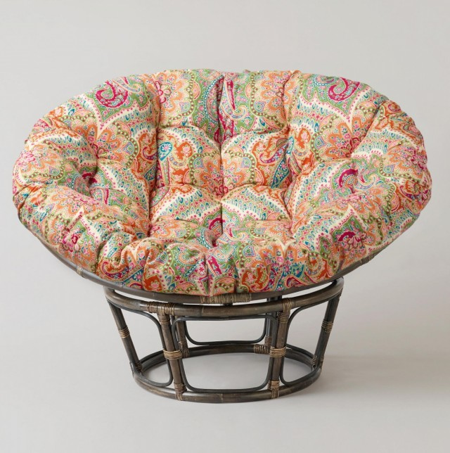 Papasan Chair Cushion Cover Pattern