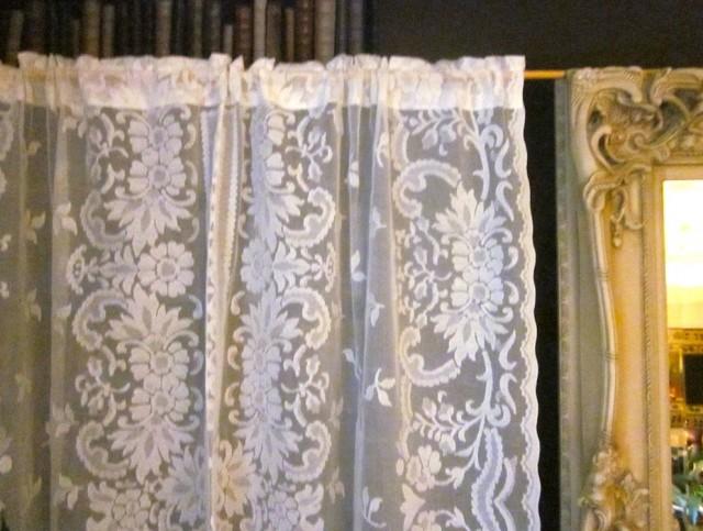 Vintage Lace Curtains Panels