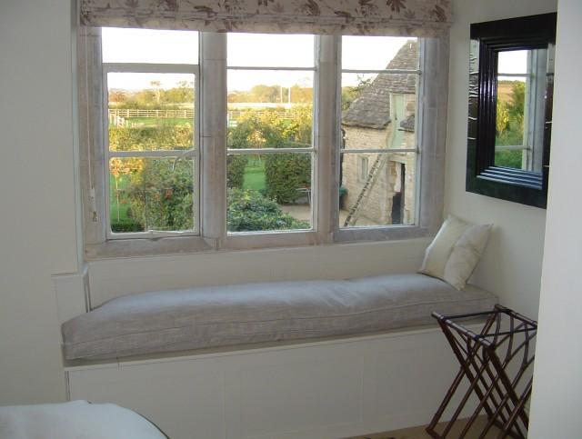 Bay Window Cushion Ideas