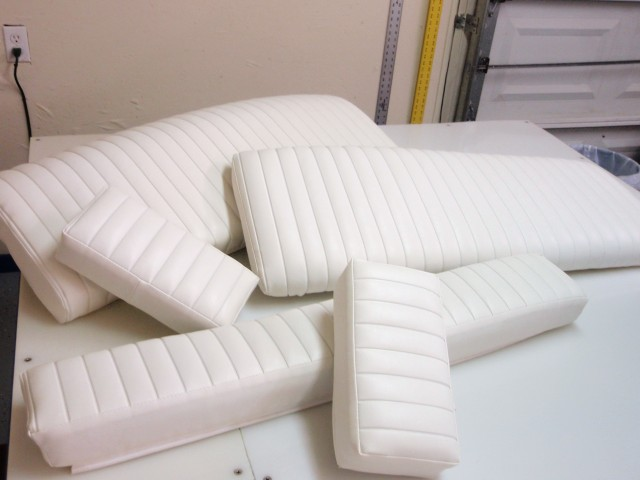 Boat Seat Cushion Material