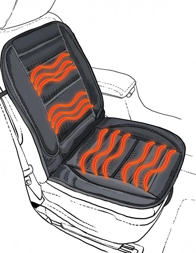 Heated Car Cushion Review