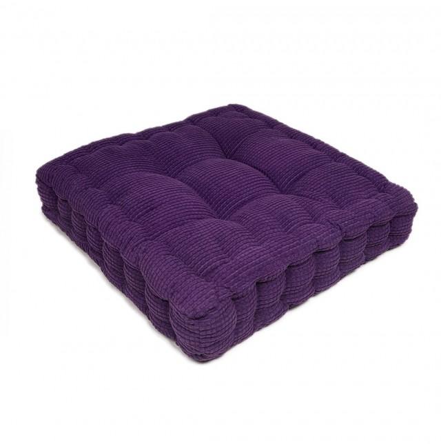 Purple Chair Cushions Kitchen Chairs