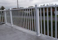 Aluminum Railing For Decks