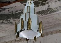 Art Deco Chandeliers Reproduction
