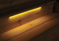 Aurora Deck Lighting Installation