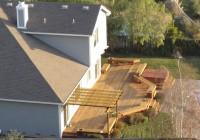 Backyard Decking
