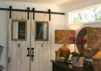 Barn Doors Used For Closets