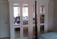 bifold mirrored closet doors installation