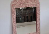 Bone Inlay Mirror Ebay