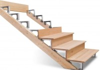 Build Deck Stairs Without Stringers