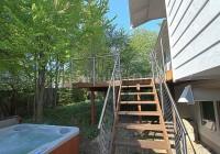 Building Deck Railing Stainless Steel