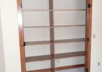 Built In Closet Shelving Adjustable