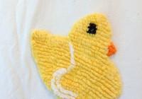 Cotton Duck Shower Curtain