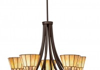 Craftsman Style Chandelier Lighting